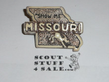 Philmont Scout Ranch Plaster Neckerchief Slide, Missouri
