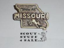 Philmont Scout Ranch Plaster Neckerchief Slide, Missouri