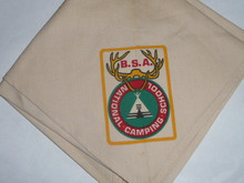 National Camp School Neckerchief