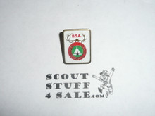 National Camp School Pin
