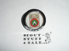 National Camp School Neckerchief Slide