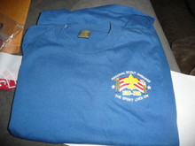 1985 National Jamboree Tee Shirt, Adult Small