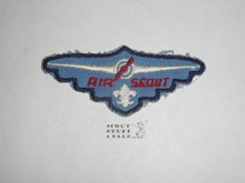 Air Scout Apprentice Patch, 1940's, RARE!