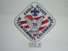 National Eagle Scout Association, 1976 Bicentennial celebration Jacket Patch