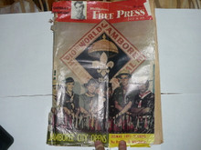 1959 World Jamboree, Philippines Free Press Magazine