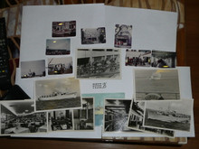 1959 World Jamboree, Group of 20 images from the USA Contingent Trip