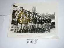 1957 World Jamboree, Large Picture of a USA Contingent Troop