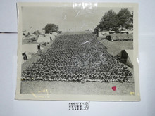 1957 World Jamboree, BSA Contingent Picture of Scouts who went to the NJ & WJ