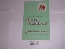 1957 World Jamboree Sutton Coldfield Excursion Brochure