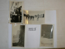 1929 World Jamboree, Group of 4 images from the USA Contingent Scout(s)