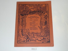1933 World Jamboree Symposium of World-Wide Scouting Magazine, April 1933