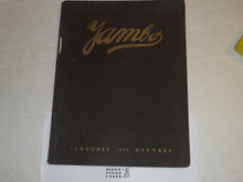 1924 World Jamboree, Bound copies of Jambo Magazine