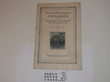 1920 World Jamboree, Boy Scouts of America Souvenir Photo Album of the Jamboree and Tour
