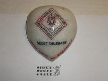 1959 World Jamboree, Scout Delegate Paper Weight