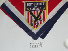 1959 World Jamboree, USA/BSA Contingent Neckerchief