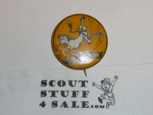 Maverick BSA Celluloid Boy Scout Button