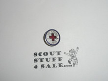 Red Cross Lifesaving Junior Pin