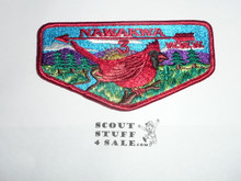 Order of the Arrow Lodge #3 Nawakwa s87 Flap Patch - Boy Scout