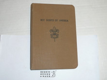 Lefax Boy Scout Fieldbook, Canvas Binding, Includes No BSA or Lefax Inserts
