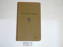 Lefax Boy Scout Fieldbook, Canvas Binding, Includes Many Lefax lined, blank and other standard Inserts