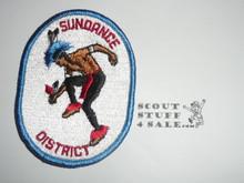 Sundance District Patch, unknown Council