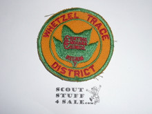 Whetzel District Patch, Central Indiana Council
