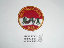 Valley Trails Council Patch (CP)