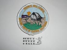 Yosemite Area Council Patch (CP) #2