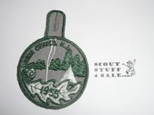 Union Council Patch (CP), 1955