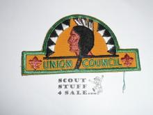 Union Council Patch (CP), HAT Shape