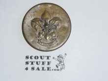 lid to 1930s boy scout collapsable cup