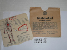 boy scout insta-aid first aid guide