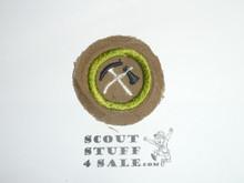Pioneering - Type D - Fine Twill Merit Badge (1942-1946)