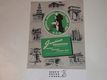 1950 National Jamboree Individual Scout Equipment Catalog