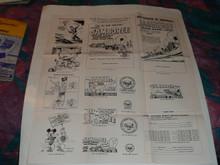 1953 National Jamboree Clipart Poster for Jamboree Promotion