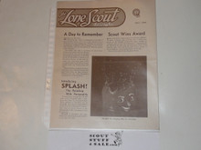 1950, May The Lone Scout Magazine