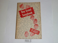 1958 Boy Scout Songbook