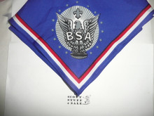 Eagle Scout Neckerchief, satin material, National Issue