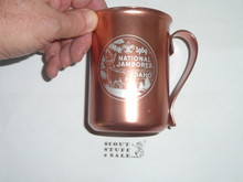 1969 National Jamboree Tin Mug