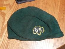 1940s Girl Scout Felt Hat