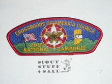 2001 National Jamboree JSP - Crossroads of America Cncl