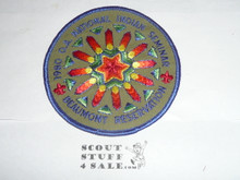 National Order of the Arrow Indian Seminar, 1980 Patch, Beaumont Reservation
