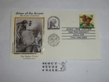 Order of the Arrow Conference (NOAC), 1998 First Day cover