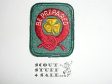 Vintage 60's Girl Scout Uniform Patch in MINT Condition