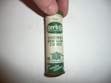Vintage Spice Herb Ox Chicken Bouillon Spice tin