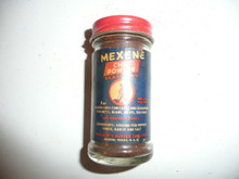 Vintage Spice Mexene Brand Chili Powder Spice tin