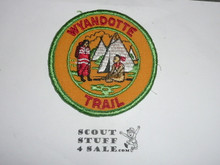 Wyandotte Trail Patch