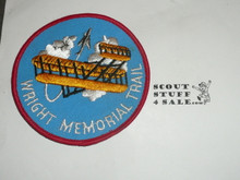 Wright Memorial Trail Patch