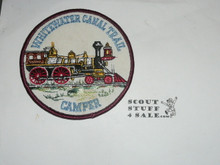Whitewater Canal Trail Patch, Camper