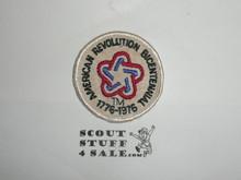 1976 Vintage America Bicentennial Patch